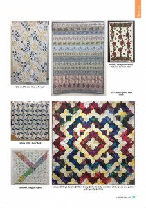 The British  Quilting and Patchwork magazine 2